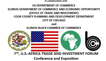 trade promotion, Continetal Africa Chamber of Commerce 7th US-Africa